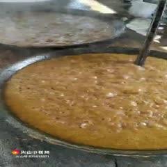 广西壮族自治区百色市平果县手工姜糖 自家生产的红姜糖,无任何添加剂,0防腐剂,一年一度就做俩个多