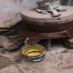 小磨香油 传统纯手工小磨麻油