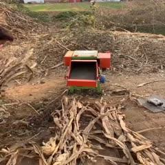河南省鄭州市滎陽市 家用兩相220v多功能切草機碎草機稻草牛羊養殖小型鍘草機