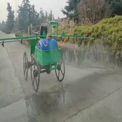 济宁曲阜市 最好的电动打药机 小麦打药机 折叠喷杆打药车生产厂家