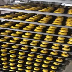 先做现发 海鸭蛋蛋黄酥传统手工制作