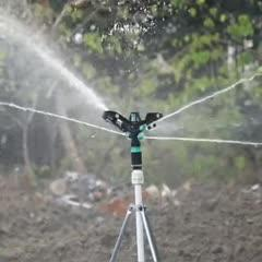 济南莱芜区喷头 大田(玉米,小麦,牧草)移动式喷灌四件套