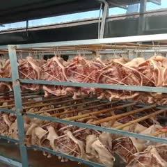 吉水县白鹅 ,传统工艺。风干。低盐,不含任何防腐剂。