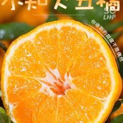 蒲江县 现货包邮。新鲜四川不知火丑橘现摘水果。5至9斤装,可一件代