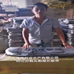 福建海带  (图)自产自销特产长板海带王 剪头剪尾90公分长板海带去头去